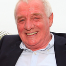 EAMON DUNPHY: Back on air to mark his 70th birthday