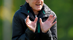 Ireland versus Wales (Aviva) sees our first XV back in action, as Joe Schmidt makes his final selection cull for a mouth-watering World Cup odyssey