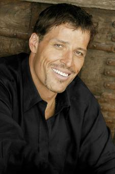'If you're one of the sell-out audience heading to see Tony Robbins next week, it's a fair guess you're hoping the experience will lead to discovering a more focused direction for your life.'
