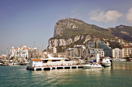 Some 95.91pc of Gibraltar residents voted to remain in the EU last June