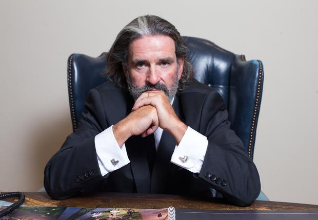 Wicklow businessman and property developer, Johnny Ronan, is a proud fundraiser for the Mustard Seed Communities, a charity committed to caring for the most vulnerable children in the world