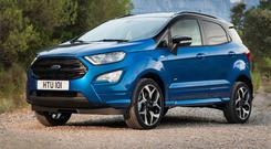EYE-OPENER: The EcoSport is costly compared to its rivals