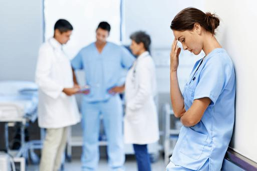 Hospital crisis: Nurses are the frontline troops of the health service