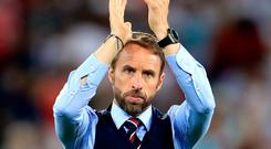 New era: England manager Gareth Southgate got his team to the semi-finals