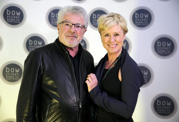 Acclaimed impresario John McColgan and wife Moya Doherty