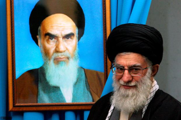 Iran's supreme leader Ayatollah Ali Khamenei. We cannot pretend that violent tendencies within Islam are restricted to the likes of Isil when Iran and Saudi Arabia practice and bankroll militant forms of the religion