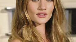 Winter Wonderland: Rosie Huntington-Whiteley
