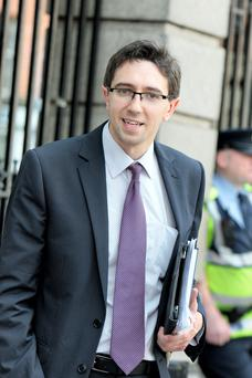 Minister for State at the Department of Finance Simon Harris was one of those to lodge objections against the plan while it was before Wicklow County Council
