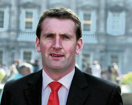 Labour Minister of State Aodhan O Riordain