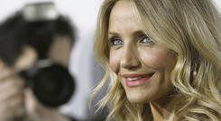 Hollywood actress Cameron Diaz revealed her battle with bad skin.