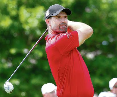 Padraig Harrington will miss the US Masters for the first time since 2000