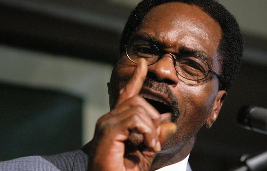 Former American boxer Rubin 'Hurricane' Carter, who worked for the cause of the wrongly convicted after his release from prison, died at the age of 76