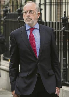 Patrick Honohan: admitted not all the Anglo tapes had been listened to by Central Bank