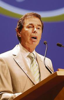Justice Minister Alan Shatter made some weak comments after the alleged attack on Bertie Ahern. Frank McGrath