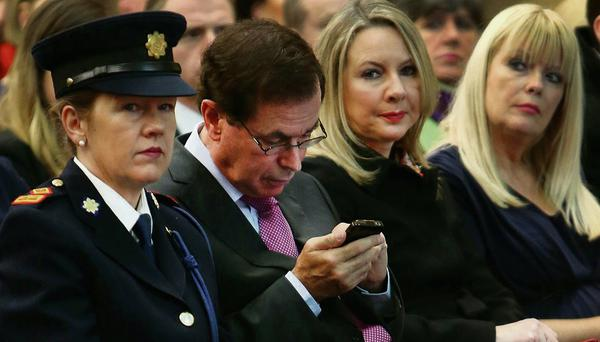 Justice Minister Alan Shatter. His blindspot on the GSOC fiasco risks tarnishing his reforming legacy