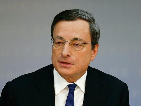 It's expected that ECB President Mario Draghi will announce a reduction in the interest rate in June
