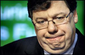 It is important to understand Brian Cowen's thinking during the crisis. Photo: Steve Humphreys
