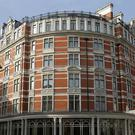 The Connaught Hotel in London