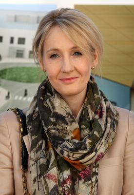 Murky pool: JK Rowling has come in for criticism after expressing her views on transgender issues