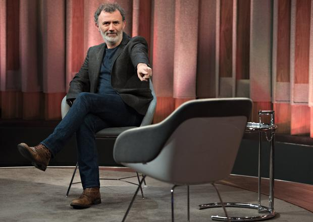 Tommy Tiernan's Saturday night show has proven a hit with viewers