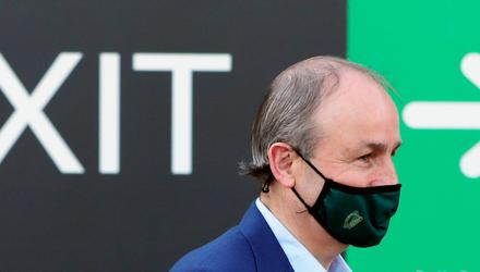 This is effectively Micheál Martin's final budget as Taoiseach - this time next year he'll be winding down. Photo: Niall Carson/PA Wire
