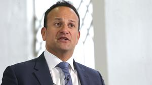 Leo Varadkar. Picture: Damien Eagers