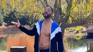 Post-pandemic: Will Smith's 'Dad Bod'