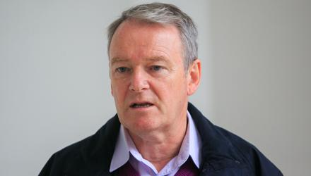 Sinn Féin TD Brian Stanley apologised for and deleted a tweet. Photo: Gareth Chaney/Collins