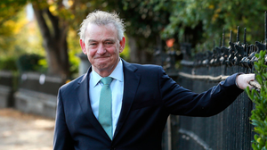 Peter Casey. Photo: Brian Lawless/PA Wire