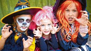 Trick or treat: It's becoming increasingly impossible to come up with a costume idea that won't offend somebody. Stock picture