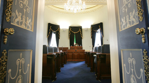 Talking shop: The Seanad is often seen as powerless – but it does oversee legislation and can comment on bills. Photo: Alan Betson