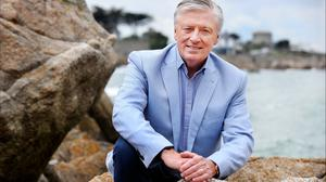 Pat Kenny is fighting a planning battle with developers over a site near the family home in Dalkey. Photo: Steve Humphreys