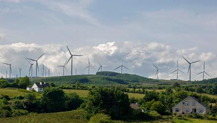 Renewable wind and solar power is unreliable, so back-up is necessary to ensure supplies are constant
