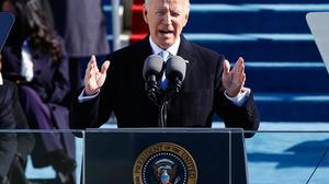 Divided states: People who think this week's inauguration of Joe Biden will bring an end to a four-year nightmare are simply fooling themselves