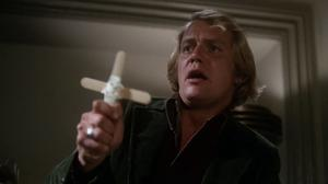 Battle with the evil undead: David Soul in Salem's Lot