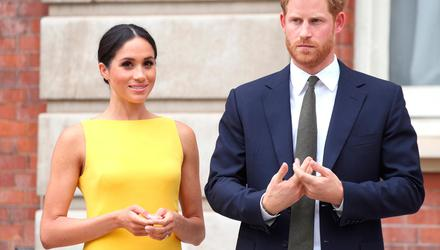 Harry and Meghan are part of a new moral order known as being 'woke'. Photo: PA