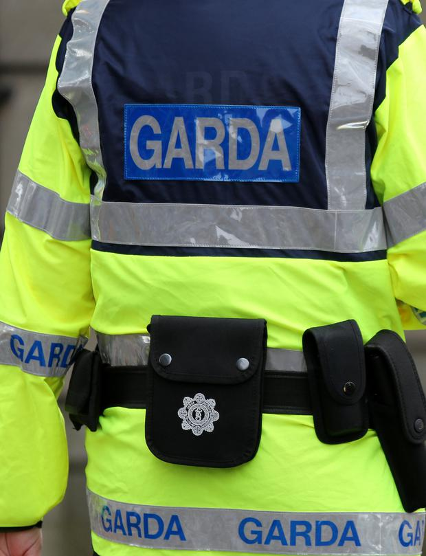 'The threatened Garda strike action would be illegal' (Stock picture)