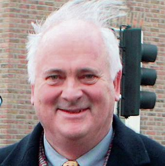 AUSTERITY: John Bruton. Photo: Tom Burke