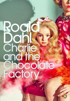 Charlie and the Chocolate Factory new book cover