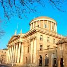 The Four Courts, scene of the latest constitutional drama.