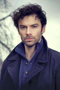 Aidan Turner, star of BBC drama Poldark