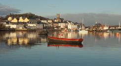 Killybegs fishing village