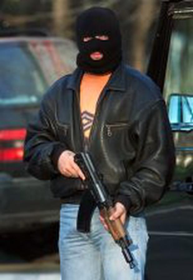 GUN LAW: What if armed paramilitary thugs ran the country?