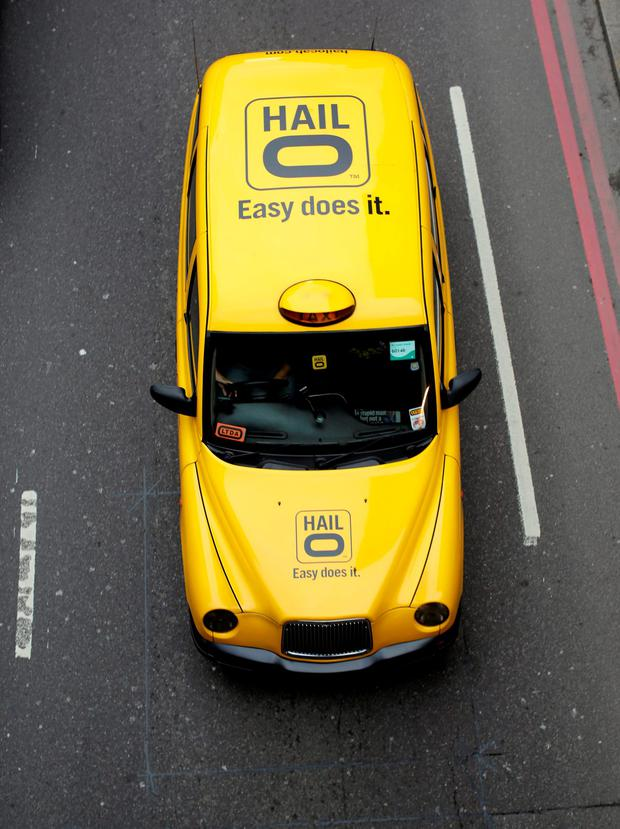 The Hailo taxi service is one of the popular apps which has developed sophisticated tracking technologies