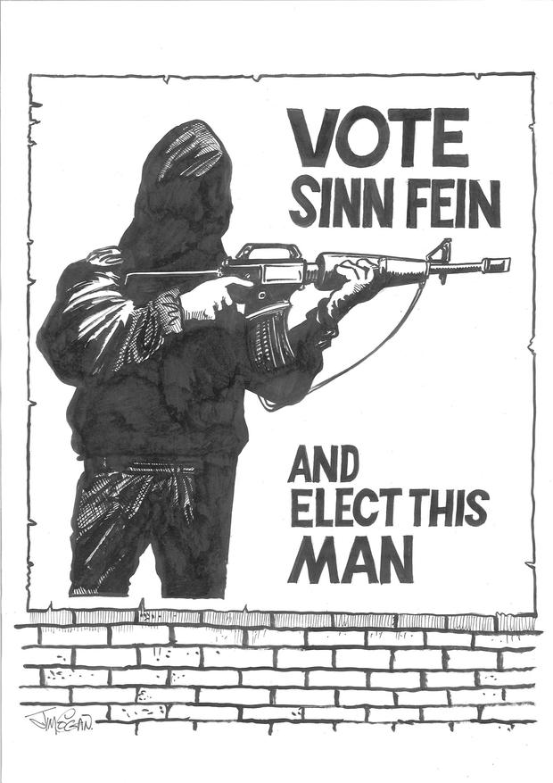 REPORT: IRA members believe the Army Council oversees PIRA and Sinn Fein and has an overarching strategy, according to the British Government report into the Provisional IRA, published last week