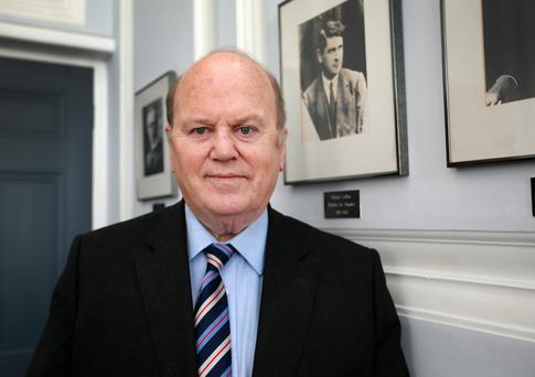 Minister Michael Noonan