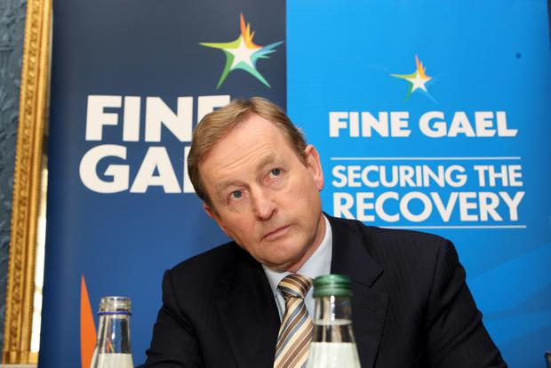 Some Fine Gael backbenchers last night expressed disappointment that they were not going to the polls sooner, but declined to publicly criticise Mr Kenny's decision to give into Labour demands for a spring election