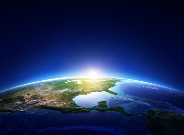 'Different parts of the Earth will see different changes in temperature'