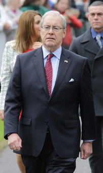 Kevin F O'Malley, United States Ambassador to Ireland