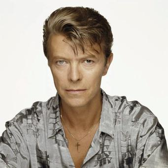 David Bowie. Photo: Terry O'Neill/Getty Images